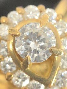 ダイヤモンドを使ったデザインリングの買取なら高額買取の大吉イトーヨーカドー静岡店まで!