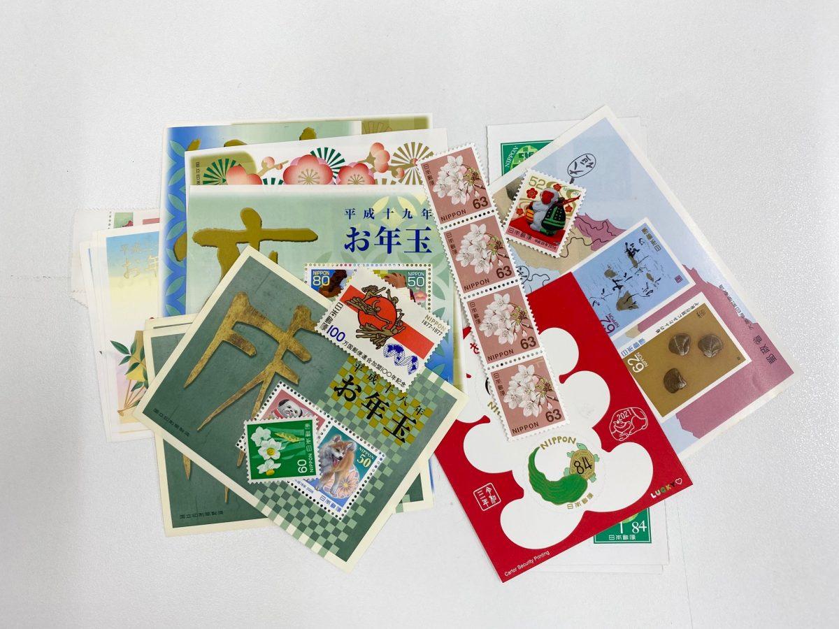 切手,売る,清水区